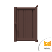 Portillon Moderne ADONIS - Anthracite