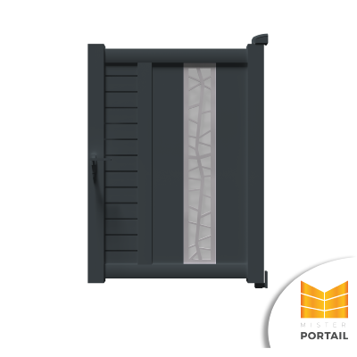 Portillon Design IBERIS V2 - Anthracite